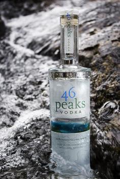 46 Peaks Potato Vodka (Credit: Lake Placid Spirits)